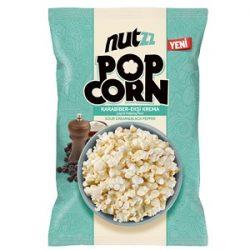 Nutzz Popcorn Karabiber Ekşi Krema İçindekiler, Kalori, Besin Öğeleri