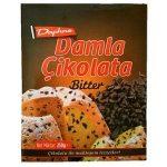 Daphne Damla Çikolata İçindekiler, Kalori, Besin Öğeleri