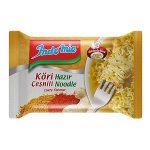 Indomie Köri Çeşnili Noodle İçindekiler, Kalori, Besin Öğeleri