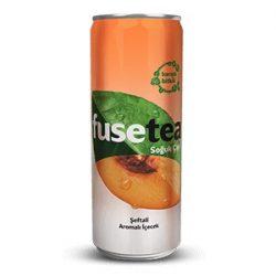 Fuse Tea Ice Tea Şeftali İçindekiler, Kalori, Besin Öğeleri
