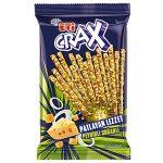 Eti Crax Patlayan Lezzet Peynirli Soğanlı İçindekiler, Kalori, Besin Öğeleri