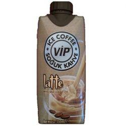 Vip Soğuk Kahve Latte İçindekiler, Kalori, Besin Öğeleri