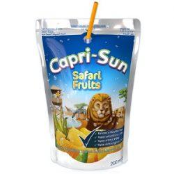 Capri-Sun Safari Fruits İçindekiler, Kalori, Besin Öğeleri