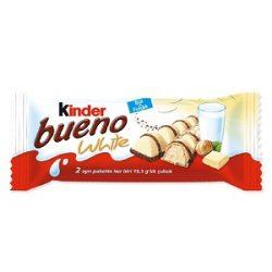 Kinder Bueno White İçindekiler, Kalori, Besin Öğeleri