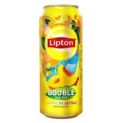 Lipton Ice Tea Double Kayısı ve Şeftali İçindekiler, Kalori, Besin Öğeleri