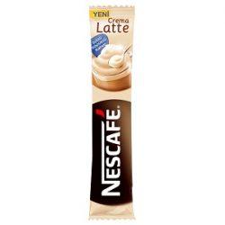 Nescafe Crema Latte İçindekiler, Kalori, Besin Öğeleri