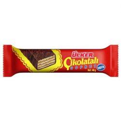 Ülker Çikolatalı Gofret İçindekiler, Kalori, Besin Öğeleri