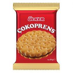 Ülker Çokoprens İçindekiler, Kalori, Besin Öğeleri