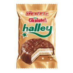 Ülker Halley İçindekiler, Kalori, Besin Öğeleri