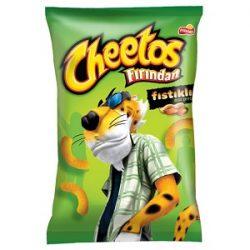 Cheetos Fırından Fıstıklı Mısır Çerezi İçindekiler, Kalori, Besin Öğeleri