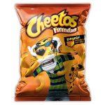 Cheetos Fırından Peynirli Mısır Çerezi İçindekiler, Kalori, Besin Öğeleri