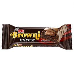 Eti Browni Intense İçindekiler, Kalori, Besin Öğeleri