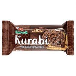 Eti Burçak Kurabi Kakaolu İçindekiler, Kalori, Besin Öğeleri