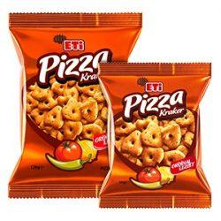 Eti Pizza Kraker İçindekiler, Kalori, Besin Öğeleri