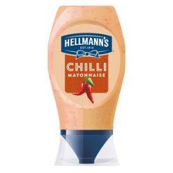 Hellmann's Acılı Mayonez İçindekiler, Kalori, Besin Öğeleri