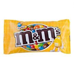 M&M's Fıstıklı Draje İçindekiler, Kalori, Besin Öğeleri