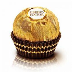 Ferrero Rocher İçindekiler, Kalori, Besin Öğeleri