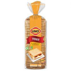 Uno Tost Ekmeği İçindekiler, Kalori, Besin Öğeleri