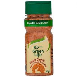 Green Life Kanat Çeşnisi İçindekiler