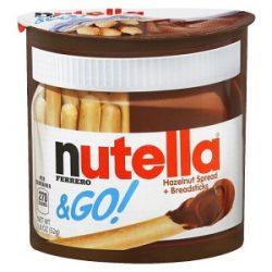 Nutella&GO İçindekiler, Kalori, Besin Öğeleri