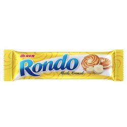 Ülker Rondo Muzlu Kremalı Sandviç Bisküvi İçindekiler