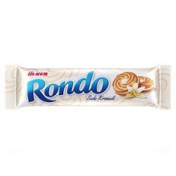 Ülker Rondo Sade Kremalı Sandviç Bisküvi İçindekiler