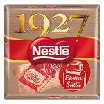 Nestle 1927 Ekstra Sütlü Çikolata İçindekiler, Kalori, Besin Öğeleri
