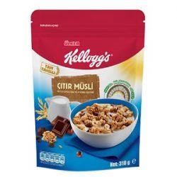 Ülker Kellogg's Çıtır Müsli İçindekiler, Kalori, Besin Öğeleri