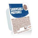 Burger King Sarımsaklı Mayonez İçindekiler, Kalori, Besin Öğeleri