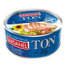 Dardanel Ton Ayçiçek Yağlı Ton Balığı İçindekiler, Kalori, Besin Öğeleri