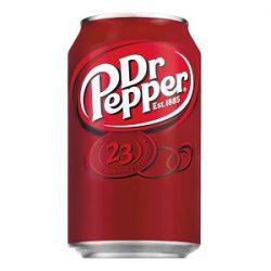 Dr Pepper İçindekiler, Kalori, Besin Öğeleri