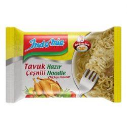 Indomie Tavuk Çeşnili Noodle İçindekiler, Kalori, Besin Öğeleri