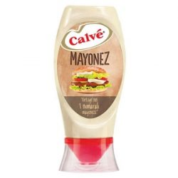 Calve Mayonez İçindekiler, Kalori, Besin Öğeleri