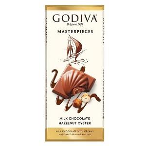 Godiva Masterpieces Fındıklı Sütlü Çikolata