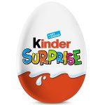 Kinder Surprise İçindekiler, Kalori, Besin Öğeleri