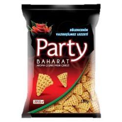 Party Baharat Çeşnili Mısır Çerezi İçindekiler, Kalori, Besin Öğeleri