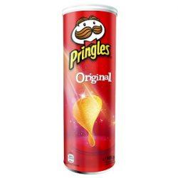 Pringles Original İçindekiler, Kalori, Besin Öğeleri