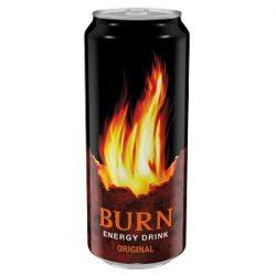 Burn Enerji İçeceği Orijinal İçindekiler, Kalori, Besin Öğeleri