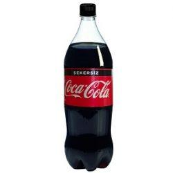 Coca-Cola Şekersiz İçindekiler, Kalori, Besin Öğeleri