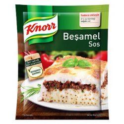 Knorr Beşamel Sos İçindekiler, Kalori, Besin Öğeleri
