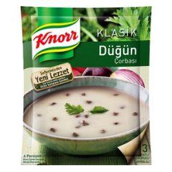 Knorr Düğün Çorbası İçindekiler, Kalori, Besin Öğeleri