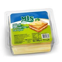 Mis Dilimli Tost Peyniri İçindekiler, Kalori, Besin Öğeleri