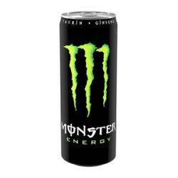 Monster Energy İçindekiler, Kalori, Besin Öğeleri