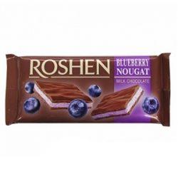 Roshen Blueberry Nougat İçindekiler, Kalori, Besin Öğeleri