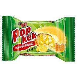 Eti Popkek Limonlu İçindekiler, Kalori, Besin Öğeleri