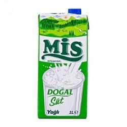 Mis Süt İçindekiler, Kalori, Besin Öğeleri