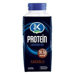 Sek Protein Süt Kakaolu İçindekiler, Kalori, Besin Öğeleri