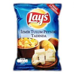 Lay's İzmir Tulum Peyniri Tadında Patates Cipsi