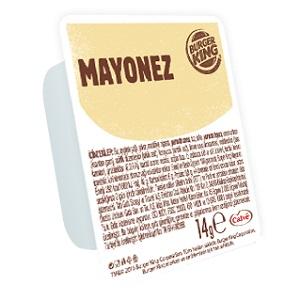 Burger King Mayonez