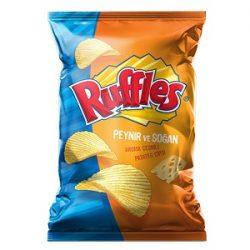 Ruffles Peynir Soğan İçindekiler, Kalori, Besin Öğeleri